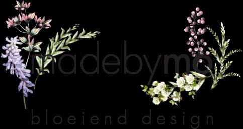 MadeByMo - Bloeiend design