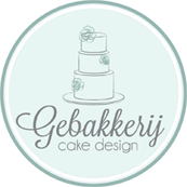 Gebakkerij cake design